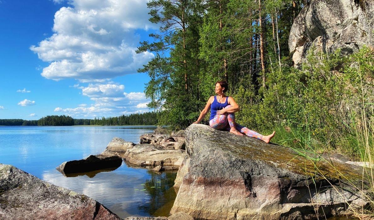 Pinja Sointu järjestää hyvinvointipäiviä, luentoja ja työpajoja Lappeenrannassa ja Imatralla